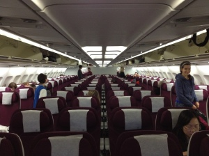 Economy Class - DOH-KUL - Airbus A330
