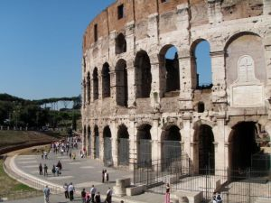 Flavian Amphitheatre - Home of the Gladiators