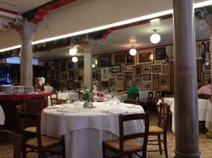 Interior - Trattoria Da Romano