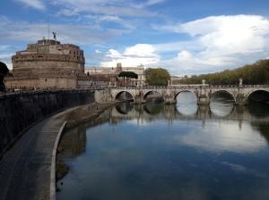 Castello and Ponte Angelli