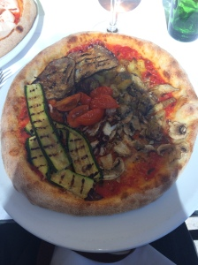 Best Vegetarian Pizza