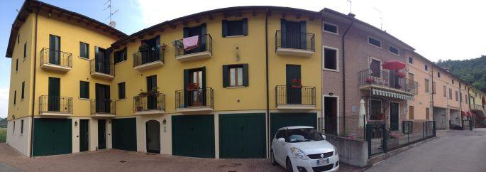 Our great little Pianezze neighborhood!