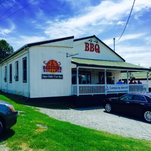The BBQ Exchange - 102 Martinsburg Ave, Gordonsville, VA 22942