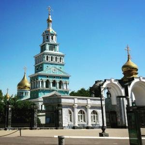 The Russian Orthodox Center of Tashkent
