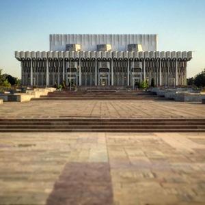 Peoples' Friendship Palace, Tashkent