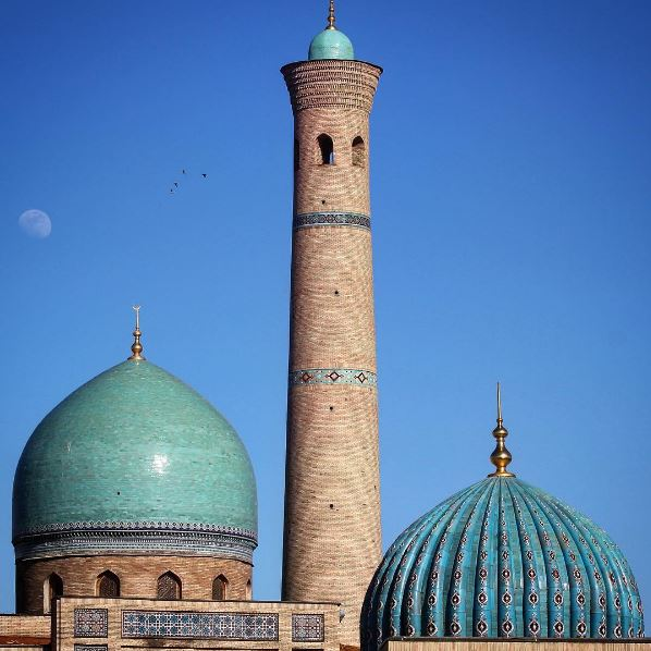 moon mosque