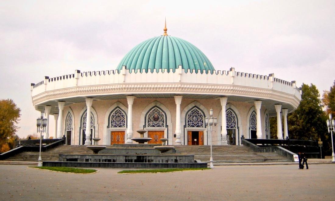 Timur_Lane_Museum,_Tashkent,_Uzbekistan 2